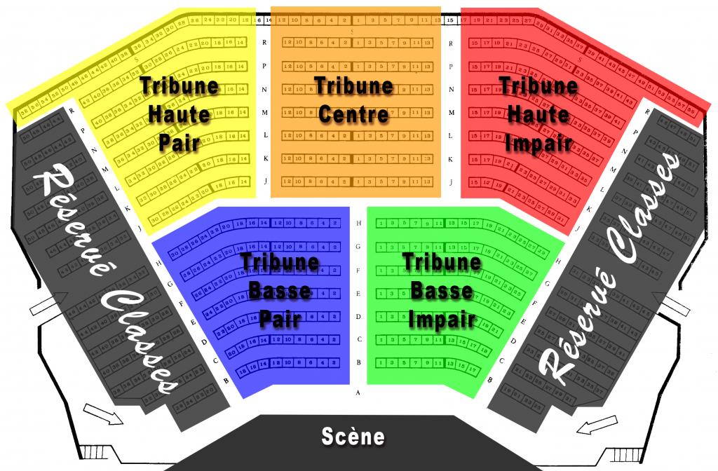 Théâtre Rond Point Liberté