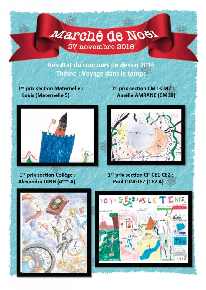 résultats-concours-de-dessin-marche-de-noël